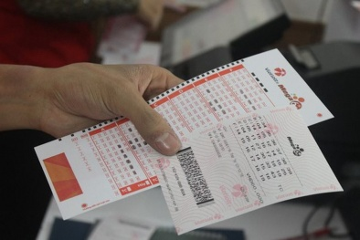 Xổ số Vietlott: Ai may mắn nhận giải Jackpot Mega 6/45 hơn 21 tỷ đồng ngày hôm qua?