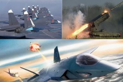 Lý do Syria 'ùn ùn' mua vũ khí Nga trong khi nhiều nước lại 'cân nhắc'