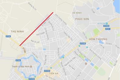 Bắc Ninh: 'Đổi 100ha đất lấy 1,39km đường', Phó Thủ tướng yêu cầu kiểm tra làm rõ