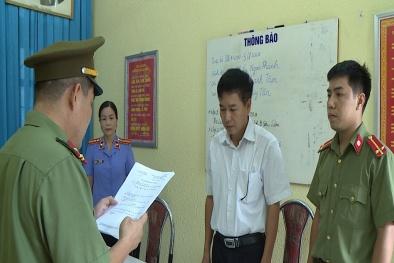 Nóng: Khởi tố Phó giám đốc Sở Giáo dục và 4 cán bộ vụ gian lận điểm thi tại Sơn La