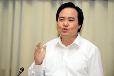 Bộ trưởng Phùng Xuân Nhạ: Bỏ thi THPT quốc gia ở thời điểm này là không nên!