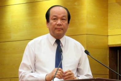 Bộ trưởng Mai Tiến Dũng: 'Trung tướng Bùi Văn Thành sẽ không còn là Thứ trưởng Bộ Công an'