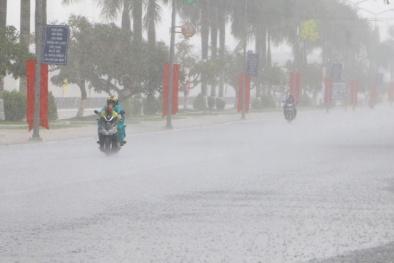 Chiều và tối nay Hà Nội khả năng tiếp tục có mưa lớn