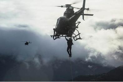 Hậu trường những cảnh mạo hiểm của Tom Cruise trong Nhiệm vụ bất khả thi