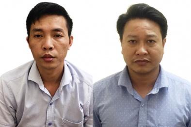 2 cán bộ liên quan vụ sửa điểm thi ở Hòa Bình bị bắt tạm giam là ai?