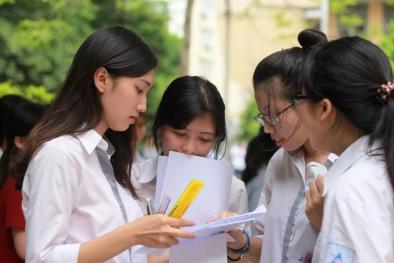 Cập nhật: Gần 20 trường đại học đã công bố điểm chuẩn năm 2018