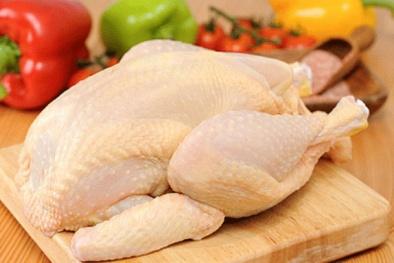 Hóa ra thịt gà mới là nguyên nhân gây bệnh nhiều nhất cho con người
