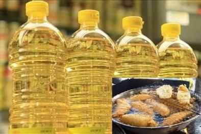 Giật mình với những tác hại khủng khiếp của dầu hướng dương, dầu ngô