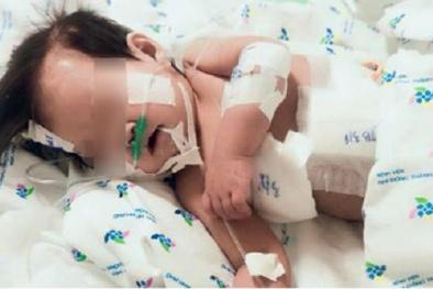 Chăm con theo cách này, bà mẹ trẻ khiến bé gái nguy kịch vì kháng tất cả kháng sinh