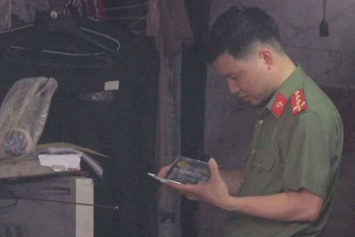 Gian lận điểm thi ở Hòa Bình: Công an tiết lộ thêm thông tin về lá thư nặc danh