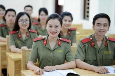 Thủ khoa Học viện An ninh Nhân dân: Hơn 80% là ở Hòa Bình và Lạng Sơn