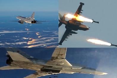 Syria rơi vào bế tắc, Nga nâng cấp vũ khí siêu mạnh để 'tháo gỡ'?