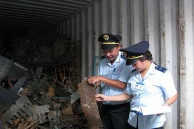 Thanh tra toàn diện, truy tố một số vụ nhập khẩu phế liệu trái phép vào Việt Nam