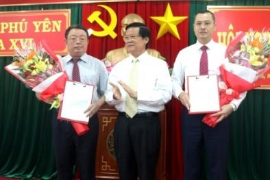 Trao các quyết định của Ban Bí thư Trung ương Đảng về công tác cán bộ