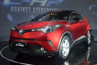Đây là nguyên nhân khiến Toyota C-HR tại Việt Nam đắt hơn Indonesia tới hơn 1 tỷ đồng