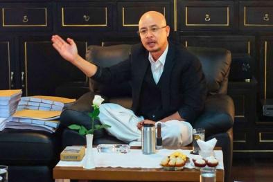 Ông Đặng Lê Nguyên Vũ: 'Nhắc tới vợ chỉ thấy đau lòng chứ không oán hận'