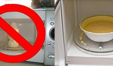 Sữa có nguy cơ thành 'chất độc' nếu hâm nóng trong lò vi sóng bằng vật dụng này