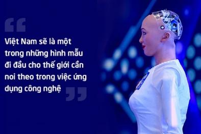 Đẩy mạnh nghiên cứu, phát triển và ứng dụng trí tuệ nhân tạo tại Việt Nam