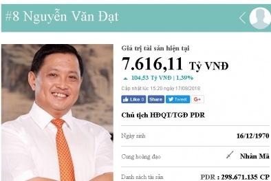 Đại gia 7x Quảng Ngãi có hơn 7.000 tỷ, giàu 'vượt' loạt tỷ phú đình đám là ai?