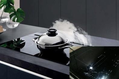Sai lầm khi sử dụng bếp từ có thể khiến cả nhà 'gặp họa'