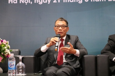 Phó tổng VinGroup: 'Chúng tôi chọn con đường đi thẳng vào ứng dụng công nghệ 4.0'!