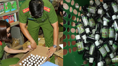 Cần Thơ: 2 cơ sở tự sản xuất đông dược không nhãn mác