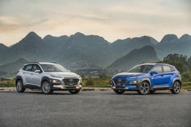 Thị trường ô tô Việt: Giá lăn bánh xe Hyundai cập nhật mới nhất