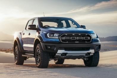 Điều gì khiến siêu bán tải Ford Ranger Raptor 2019 sắp trình làng được mong chờ?