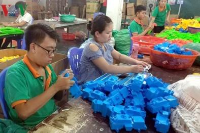 Thị trường đồ chơi trẻ em: Hàng Việt sẽ thắng thế, nếu…