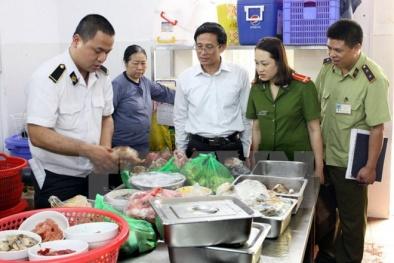 Hà Nội xây dựng hệ thống cảnh báo nhanh về an toàn thực phẩm