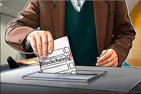 Nhật Bản đưa ứng dụng công nghệ blockchain vào công tác bỏ phiếu bầu cử