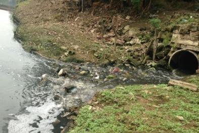Ô nhiễm nguồn nước ngầm tại Hà Nội ở mức báo động