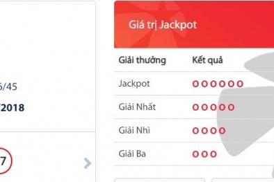 Xổ số Vietlott giải Jackpot: Giải thưởng trị giá hơn 24 tỷ đồng có 'nổ'?