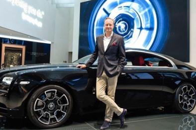 Chân dung cựu giám đốc thiết kế Rolls-Royce vừa đầu quân cho hãng xe Trung Quốc