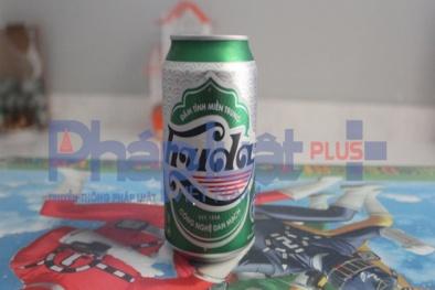 Huế: Người dân 'sốt vó' khi bất ngờ phát hiện lon bia Huda khác thường!