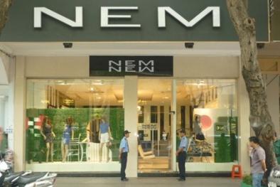 Thời trang NEM đang làm ăn ra sao?