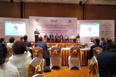 Hợp tác doanh nghiệp Việt Nam-Hoa Kỳ trong cách mạng công nghiệp 4.0