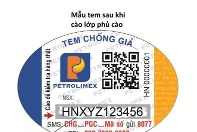 Cách ưu việt để nhận biết bình gas Petrolimex 'xịn', tránh xa hàng giả