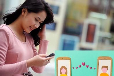 Ứng dụng hẹn hò trên điện thoại có thể ảnh hưởng tới tâm thần