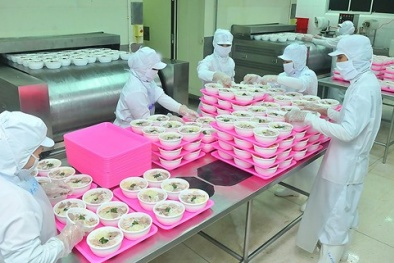 'Chìa khóa' giúp doanh nghiệp chế biến thực phẩm nâng cao năng suất