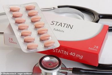 Thuốc statin 'vô dụng' trong điều trị hạ mỡ máu và có thể gây mất trí nhớ