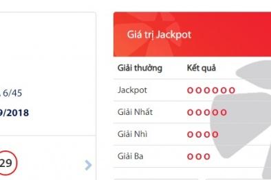 Xổ số Vietlott: Sau nhiều ngày vô chủ, Jackpot hơn 36,8 tỷ đồng đã 'nổ'?