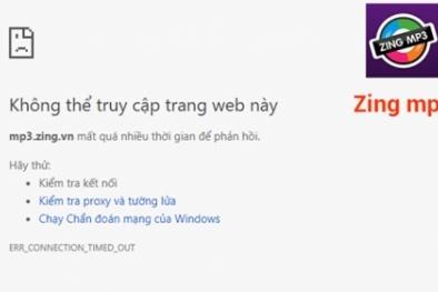 Zalo và hàng loạt báo điện tử bị 'sập': VNG nhận trách nhiệm và xin lỗi
