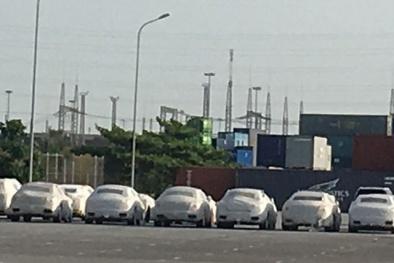 Vì sao 4 siêu xe Rolls Royce, Ferrari, Porsche bị tạm giữ tại cảng Hải Phòng?