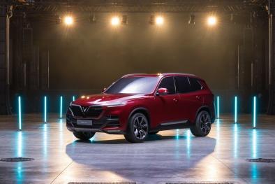 VinFast chính thức công bố tên hai mẫu xe - LUX A2.0 và LUX SA2.0