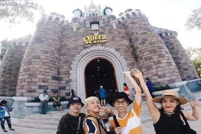 'Cơn bão' MV du lịch đẹp như phim đổ bộ Vinpearl – Trọn niềm vui tháng 9
