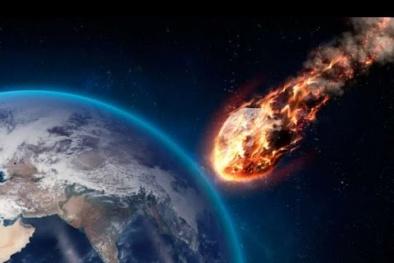 Thiên thạch 'hình hộp sọ' sẽ bay qua Trái đất, nguy cơ sóng thần khủng khiếp