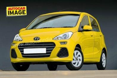 Hyundai sắp tung ra chiếc ô tô mới 4 chỗ ngồi giá 'sốc' chỉ 117 triệu đồng