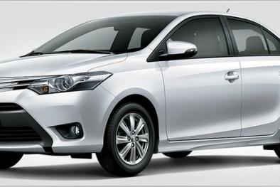 3 điểm yếu của Toyota Vios - chiếc xe đang bán chạy nhất thị trường