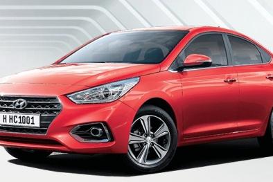 Gần 3.000 người Việt đã mua 2 chiếc ô tô 'hot' này của Hyundai trong tháng 9